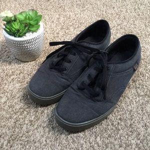 Men's Gray Etnies Sneakers